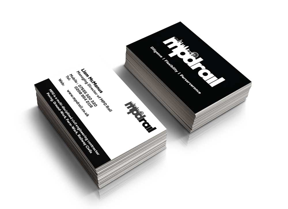 Business cards north london simplysigns ltd with variations available such as printing on recycled pulp creating spot uv highlights and offering different card sizes most of our cards can be reheart Choice Image