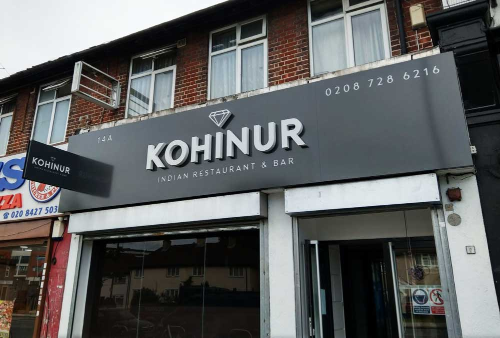 Shop Front Signs North West London Simplysigns Ltd