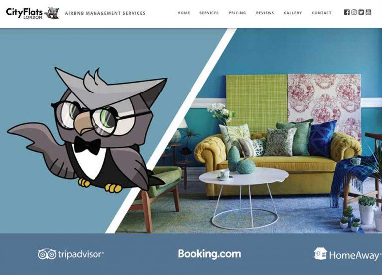 Bespoke Larger Website 3